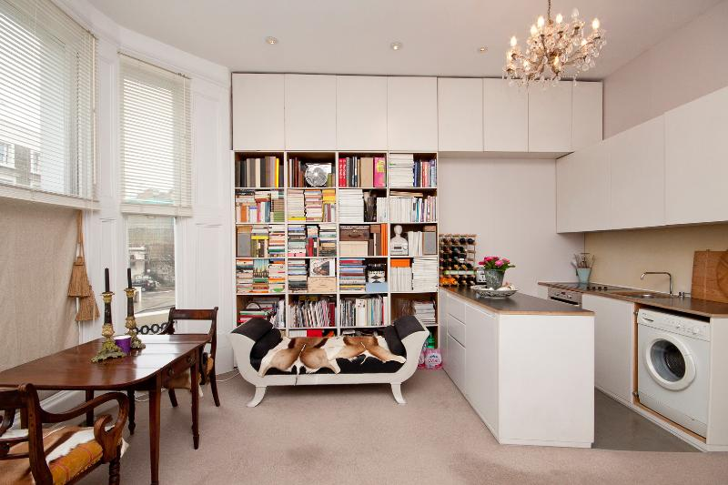 Cosy one bed apartment, near Portobello Market - Image 1 - London - rentals