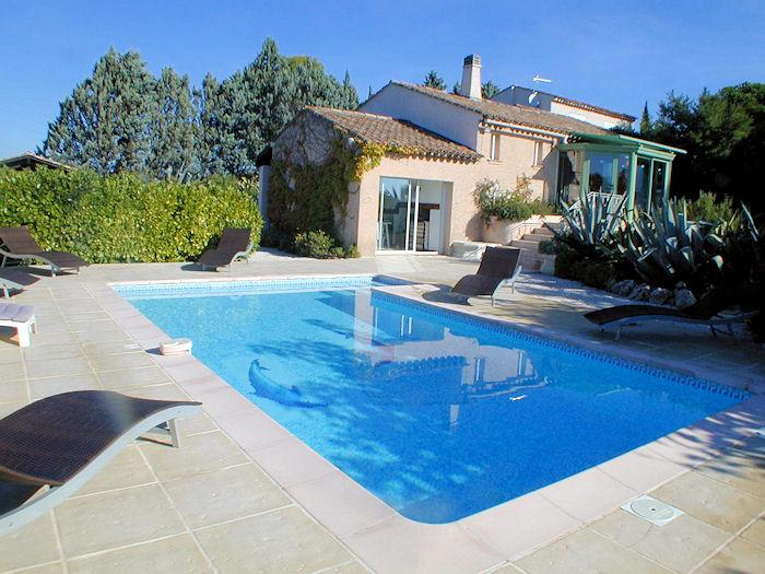 Roquebrune sur Argens Var, Luxury villa 8p, 3 ml from the sea - Image 1 - Roquebrune-sur-Argens - rentals