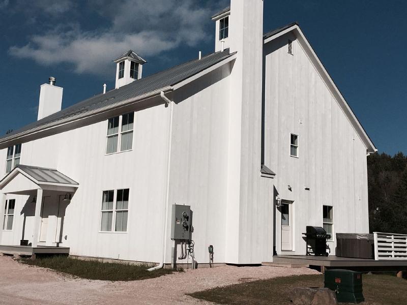 Vermont Barns Townhouse #2 - Ski Okemo! - Image 1 - Andover - rentals