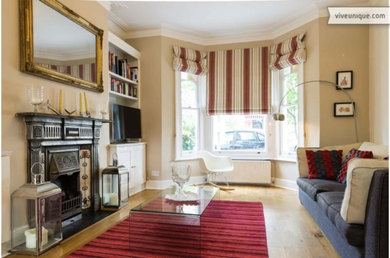 4 bed house, St Albans Avenue, Chiswick - Image 1 - London - rentals