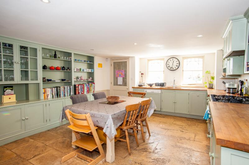 Kitchen - 4 Bed Country-style rustic dream in Fulham - London - rentals