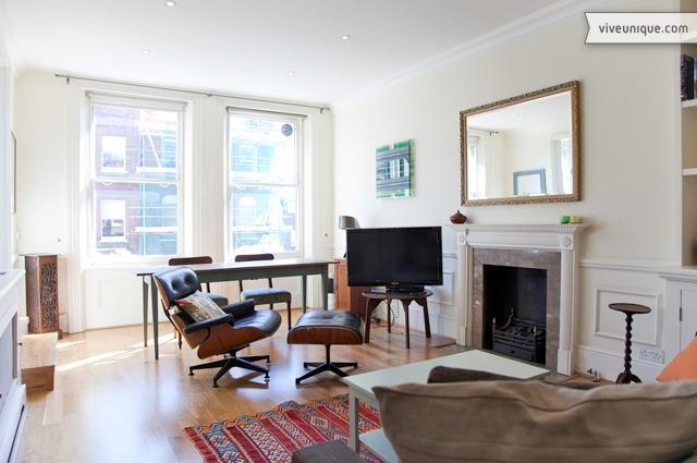 Reception - Charming 2 bed, Cresswell Gardens, Kensington - London - rentals