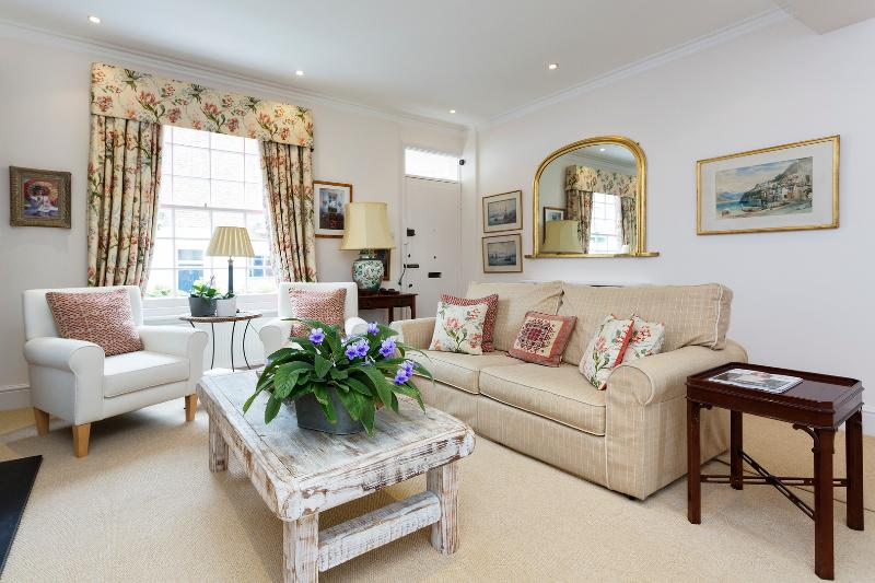 Reception - Charming 3 bed Notting Hill townhouse, Farmer Street - London - rentals