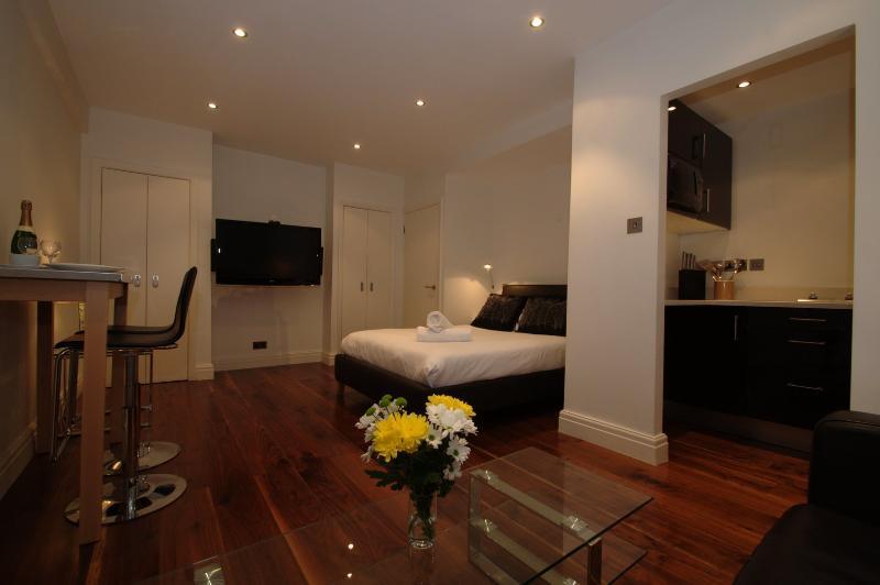 Bedroom - Delightful 1 Bedroom Architect Style Apartment in Camden - London - rentals