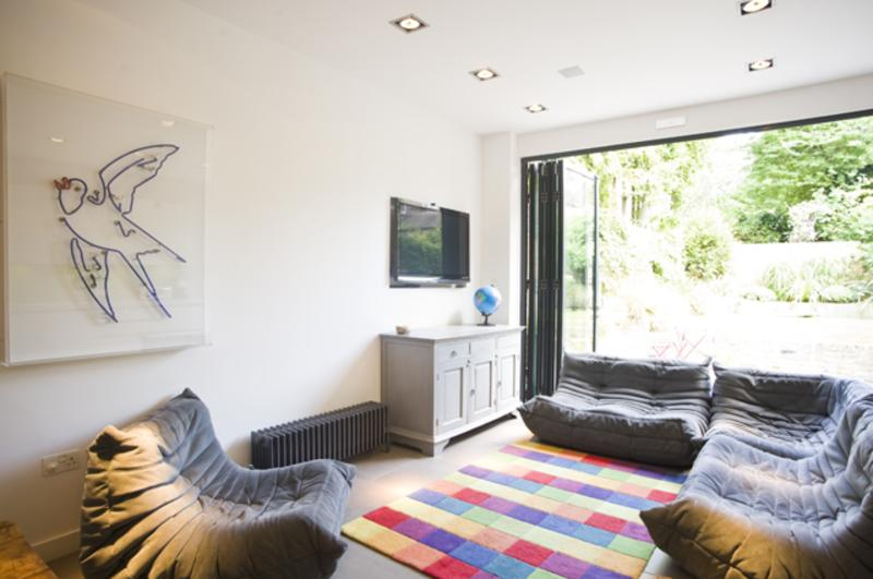 Reception - Lady Margaret 4 bed Family Home, Islington - London - rentals