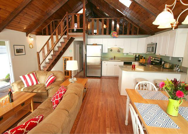 """Hale Kai"" NEW Rental! 5 min walk to beach! Village Charmer! 3 nights for 2!~ - Image 1 - Dillon Beach - rentals"