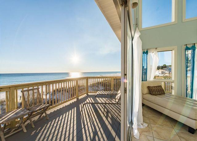 Beautiful Beach Views!! - OVER THE RAINBOW B,GULF FRONT LUXURY,JULY 4TH WEEK AVAILABLE!WON'T LAST LONG! - Miramar Beach - rentals