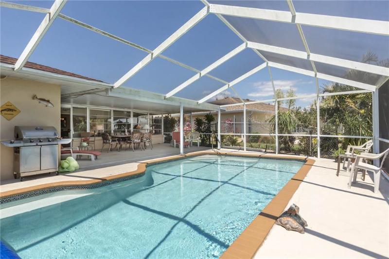 Lakeside House, 4 Bedrooms, Private Heated Pool, HDTV, WiFi, Sleeps 8 - Image 1 - Venice - rentals