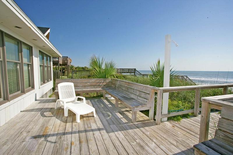 Ocean's Edge, 4 Bedrooms, Ocean Front, Pet Friendly, Sleeps 8 - Image 1 - Ponte Vedra Beach - rentals