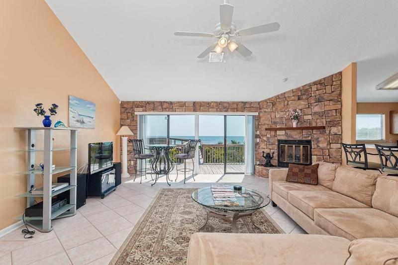 Sun Dancer, 2 Bedrooms, Beach Front, Pet Friendly, Sleeps 6 - Image 1 - Ponte Vedra Beach - rentals