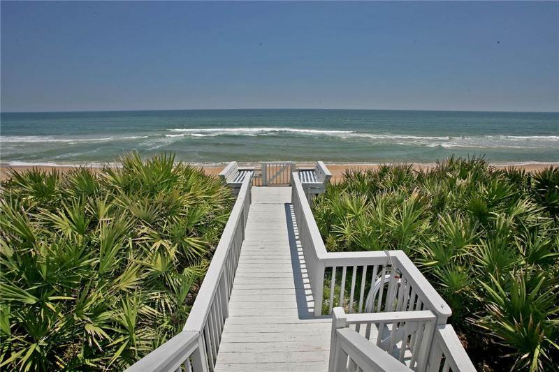 Turtle Dunes, 4 Bedrooms, Beach Front, Pet Friendly, Sleeps 8 - Image 1 - Ponte Vedra Beach - rentals