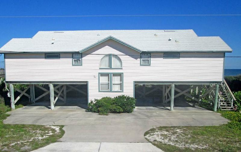 Tara's Haven, 4 Bedrooms, Ocean Front, Pet Friendly, Sleeps 10 - Image 1 - Ponte Vedra Beach - rentals
