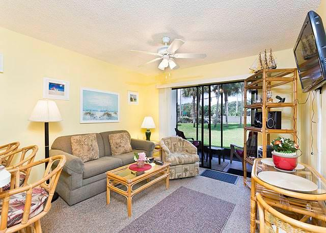 Ocean Village Club B15, 1 Bedroom, Ground Floor with Lanai, WiFi, Sleeps 4 - Image 1 - Saint Augustine - rentals