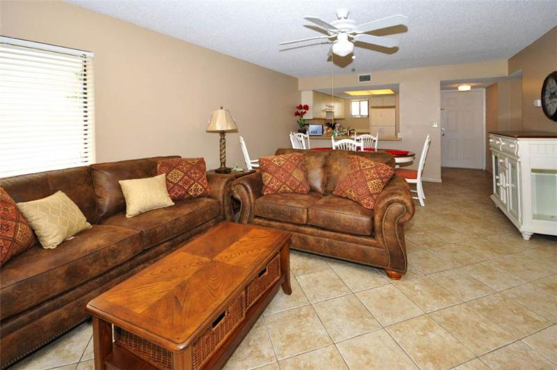 Ocean Village Club P19, 2 Bedrooms, Ground Floor , Pet Friendly, Sleeps 6 - Image 1 - Saint Augustine - rentals