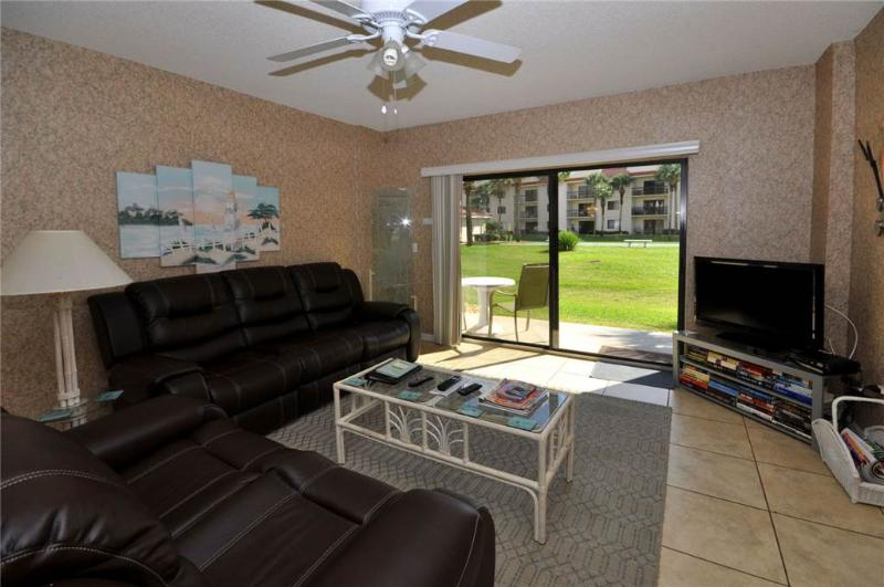 Ocean Village Club Q12, 2 Bedrooms, Ground Floor, Pet Friendly, Sleeps 6 - Image 1 - Saint Augustine - rentals