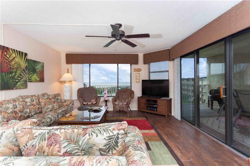 Colony Reef 3404 , 3 Bedrooms, Ocean View, Indoor Pool, Elevator, Sleeps 8 - Image 1 - Saint Augustine - rentals