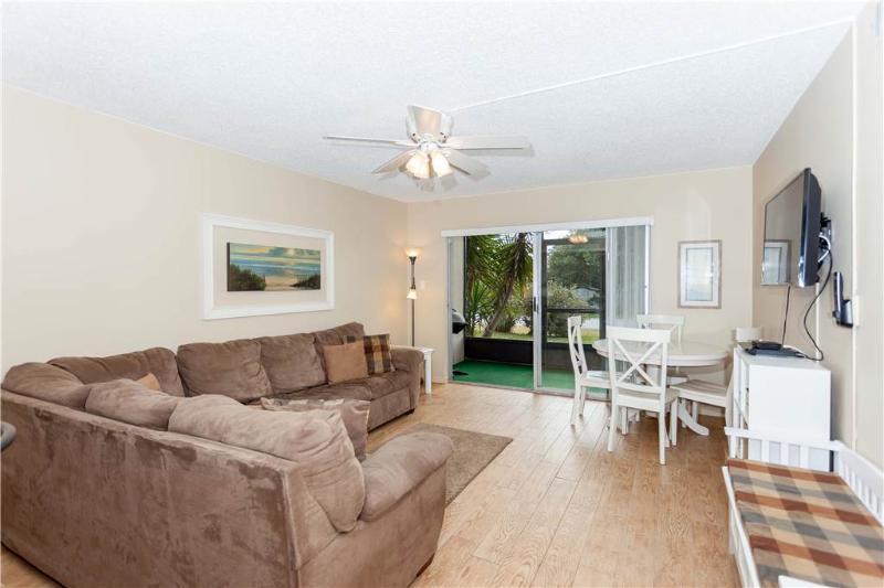 Pelican Inlet B 114, 2 Bedrooms, Pool, Tennis, Boat Dock, Sleeps 6 - Image 1 - Saint Augustine - rentals