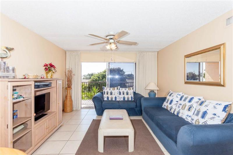 Pelican Inlet B 214, 2 Bedrooms, Pool, Tennis, Boat Dock, Sleeps 6 - Image 1 - Saint Augustine - rentals