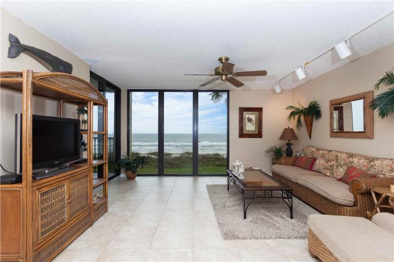 Sand Dollar II 207, 3 Bedrooms, Beach Front Pool, WiFi, Sleeps 6 - Image 1 - Saint Augustine - rentals
