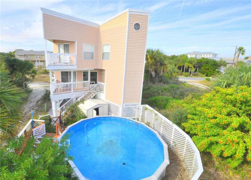 Vilano Beachwalk, 2 Bedrooms, Private Pool, Pet Friendly, Sleeps 6 - Image 1 - Saint Augustine - rentals