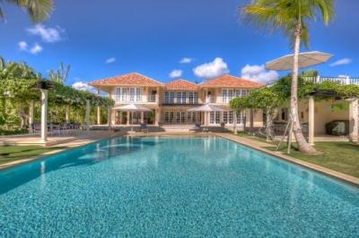 Magnificent 5 Bedroom Villa in Punta Cana - Image 1 - Punta Cana - rentals