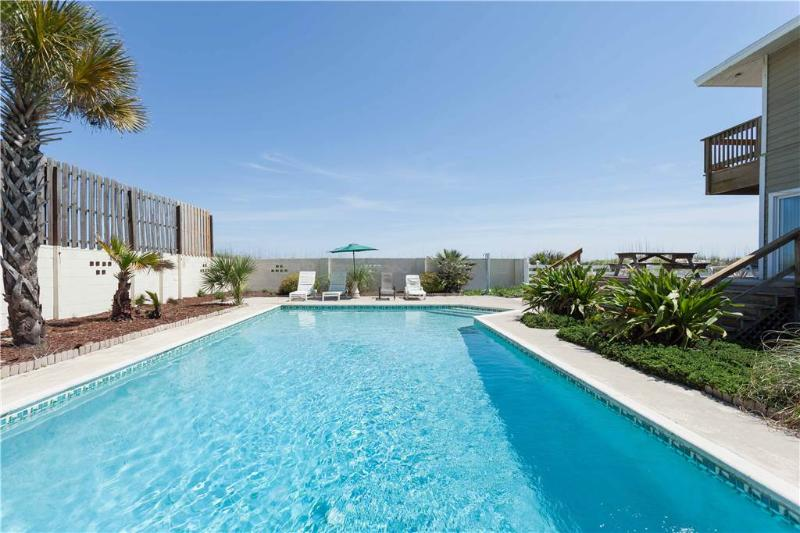 Dolphin View, 4 Bedroom, Ocean Front, Private Pool, Pet Friendly, Sleeps 12 - Image 1 - Saint Augustine - rentals
