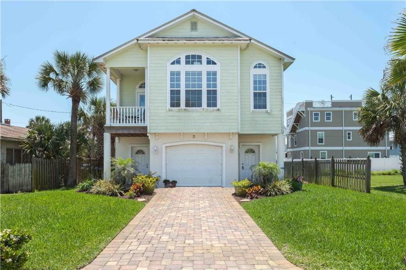 Island Breeze, 2 Bedrooms, Steps to Ocean, WiFi, Sleeps 6 - Image 1 - Saint Augustine - rentals