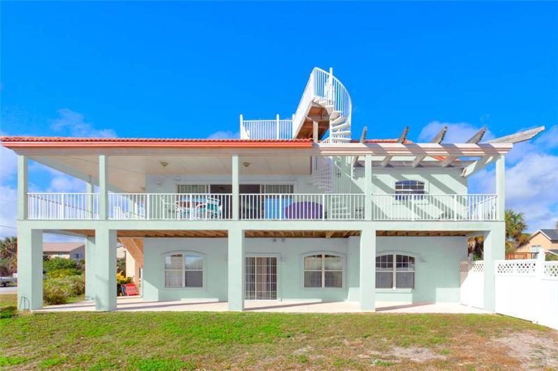 Golden Sands, 5 Bedrooms, Ocean Views, Private Pool, Spa, Sleeps 14 - Image 1 - Saint Augustine - rentals
