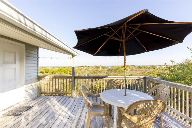 Pounds Cottage, 1 Bedroom, Ocean Front, Pet Friendly, Sleeps 5 - Image 1 - Saint Augustine - rentals