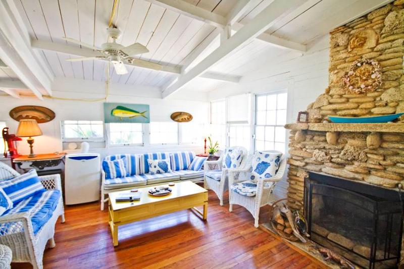The Historic Hut, 3 Bedrooms, Ocean Front, Pet Friendly, WiFi, Sleeps 6 - Image 1 - Saint Augustine - rentals