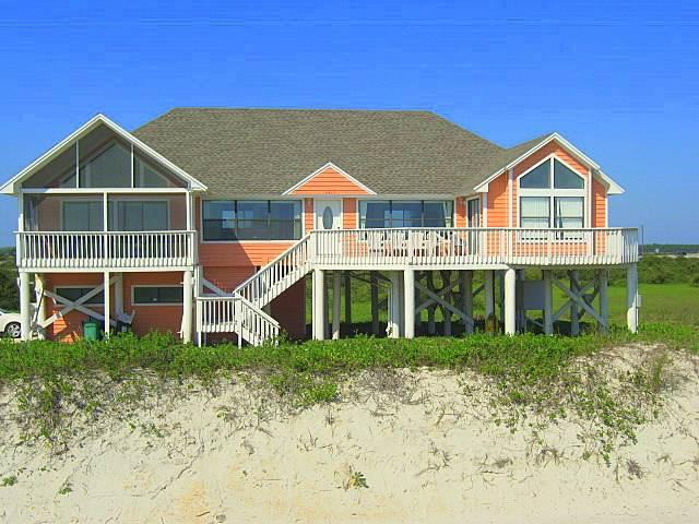 White Sand Beach House, 3 Bedroom, Ocean Front, WiFi, Sleeps 8 - Image 1 - Saint Augustine - rentals