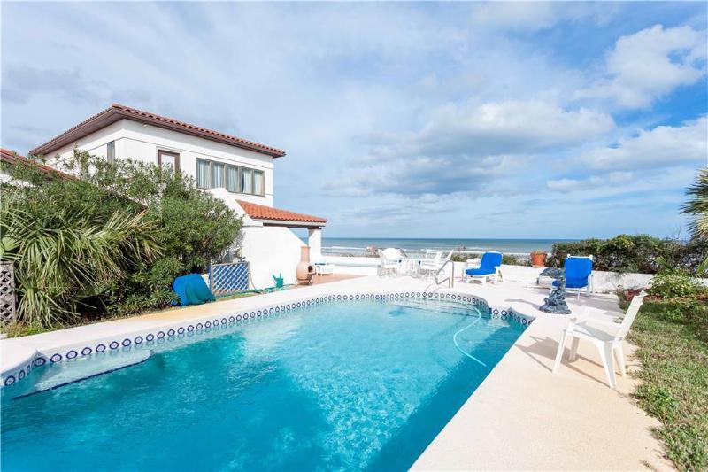 Sueno Mar, 4 Bedrooms, Ocean Front, Private Pool, Sleeps 11 - Image 1 - Saint Augustine - rentals