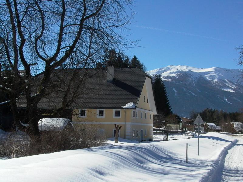 Winter - Alter Wirt - 12-14 Pers Apartment. Lungau, Austria - Mariapfarr - rentals