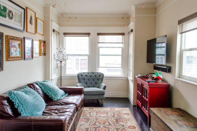 CAPTIVATING 1 BEDROOM FLAT IN SAN FRANCISCO - Image 1 - San Francisco - rentals
