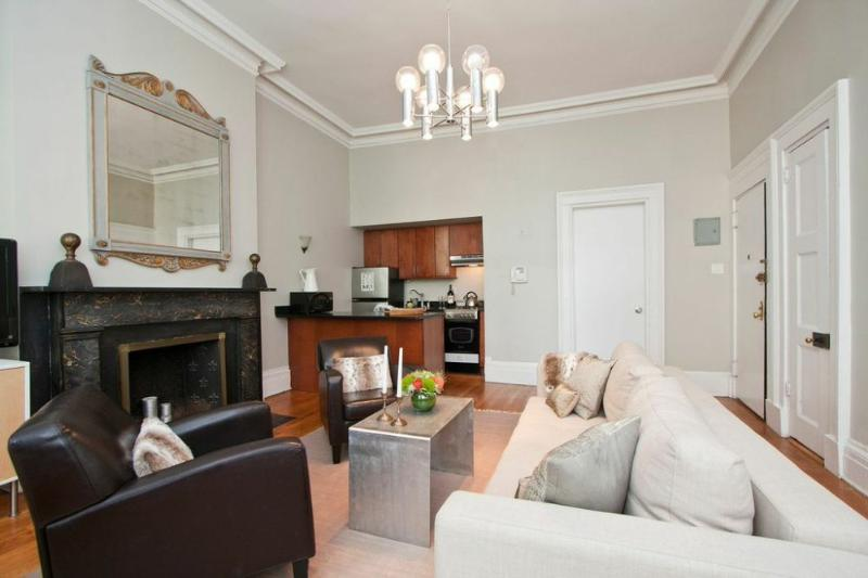 VIBRANT AND CLASSY FURNISHED 1 BEDROOM 1 BATHROOM APARTMENT ON UNIVERSITY PL. & E. 9TH ST. - Image 1 - New York City - rentals