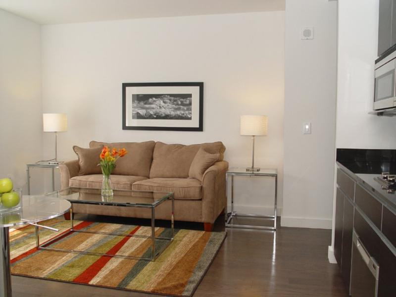 SPOTLESS 1 BEDROOM 1 BATHROOM FURNISHED APARTMENT - Image 1 - New York City - rentals