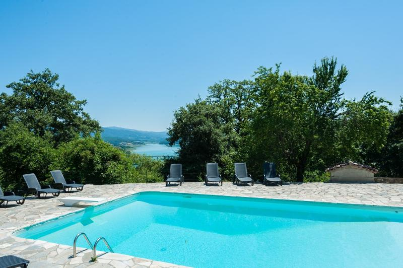 6 bedroom Tuscany farmhouse with private pool - Image 1 - Caprese Michelangelo - rentals