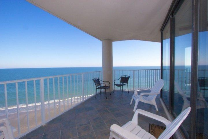 Spot dolphins, watch the pelicans soar, and relax here. - One Ocean Place 1105 - Murrells Inlet - rentals