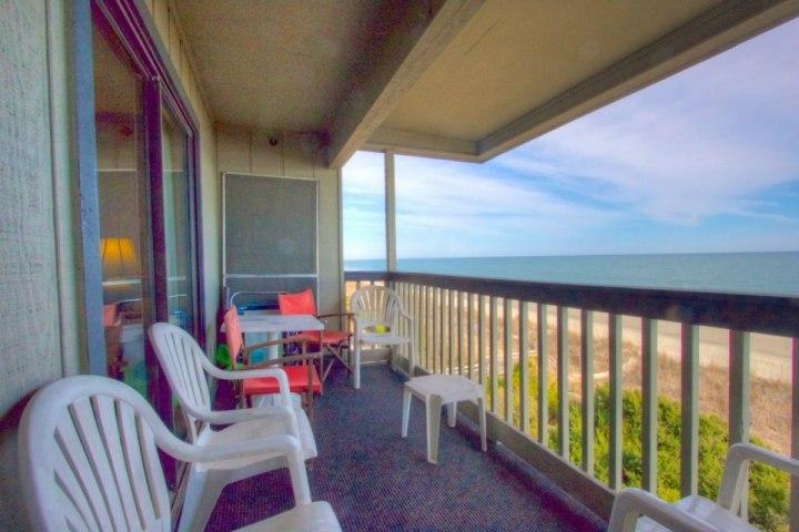 Surfwatch II 302 - Image 1 - Surfside Beach - rentals