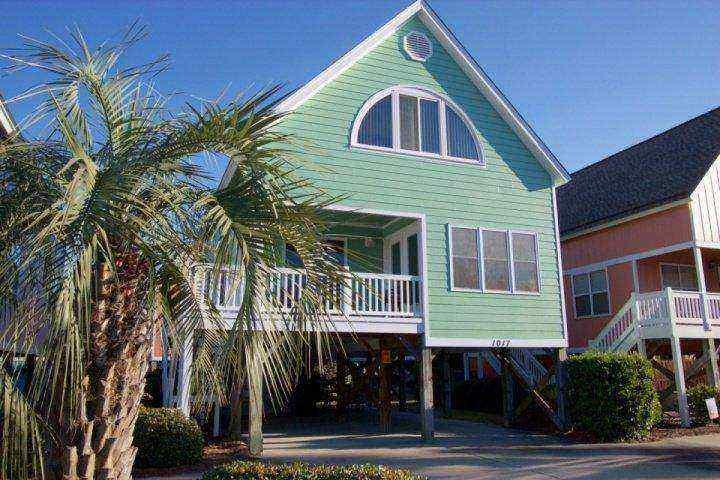 Enjoy the privacy of a free standing house - Seabridge, Spacious Luxury - Surfside Beach - rentals
