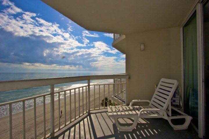 This is the perfect fourth floor view you and your family will enjoy, this isn't a model unit. - Waters Edge 410 - Garden City Beach - rentals