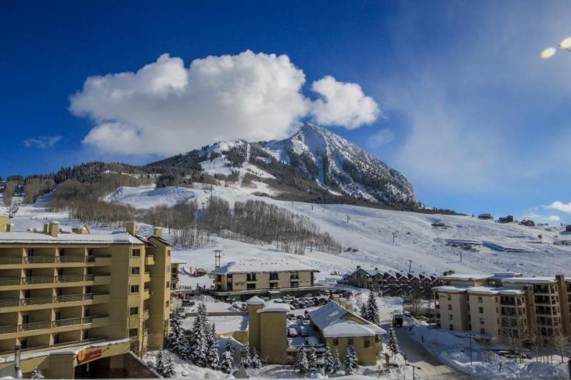 Cozy home w/amazing views, shared hot tub! Walk to slopes & enjoy free shuttle! - Image 1 - Crested Butte - rentals