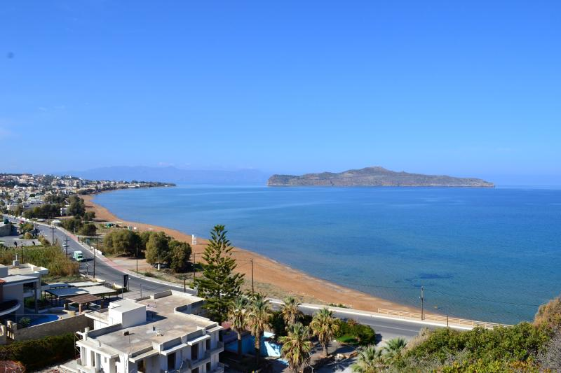 Single Studio,2-3 people ,seaview ,Chania W.Crete - Image 1 - Chania - rentals