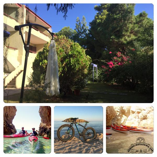 Holiday house + kayak and MTB for rent - Home Holiday Sardinia -kayak-MTB rental- Pula-Chia - Santa Margherita di Pula - rentals
