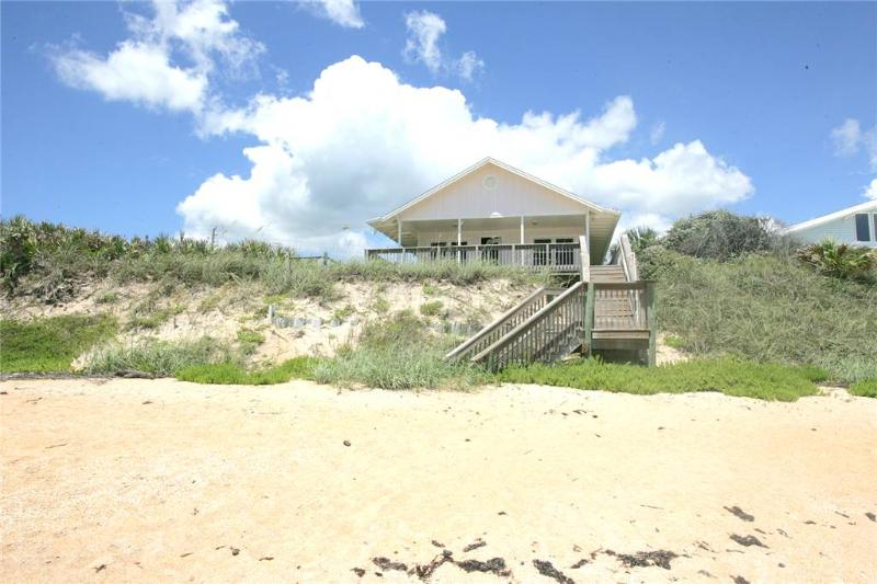 Cozy Cottage, 3 Bedrooms, Ocean Front, Pet Friendly, WiFi, Sleeps 6 - Image 1 - Flagler Beach - rentals
