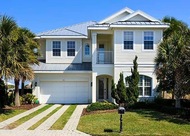 Sea Lake, 5 Bedrooms, Cinnamon Beach, Pet Friendly, WiFi, Sleeps 10 - Image 1 - Palm Coast - rentals