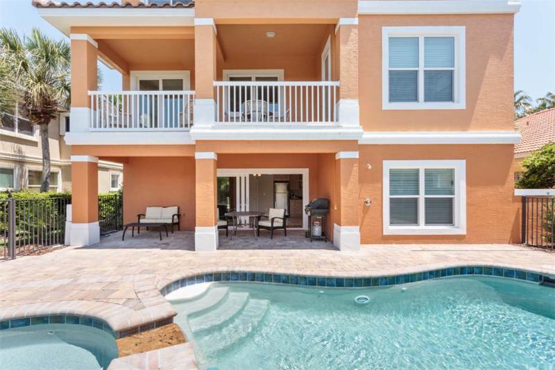 Pebble Beach, Golf & Ocean Views, 6 Bedrooms, Elevator, Private Pool - Image 1 - Palm Coast - rentals