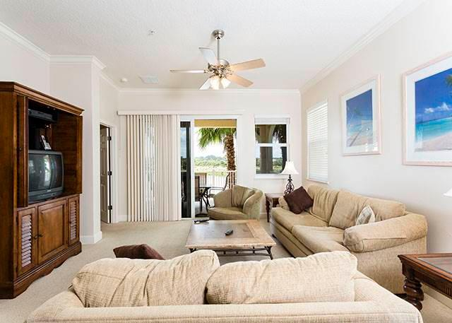 925 Cinnamon Beach, 3 Bedroom, 2 Pools, Elevator, Pet Friendly, Sleeps 8 - Image 1 - Palm Coast - rentals