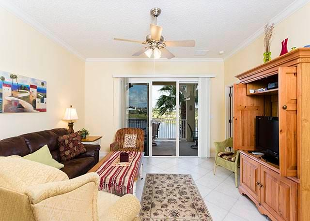 Cinnamon Beach 1033, new HDTV, Tile, Newly Painted, 2 pools, beach, wifi - Image 1 - Palm Coast - rentals