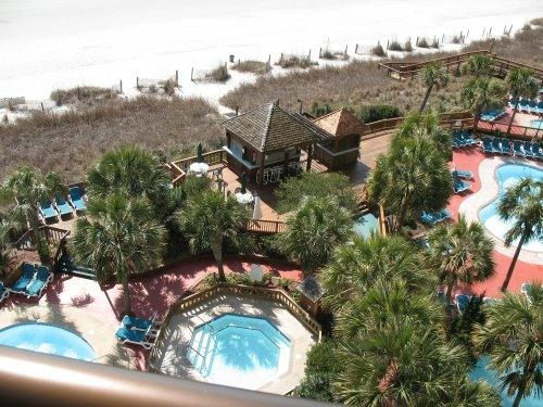 DIRECT OCEANFRONT 1 BEDROOM CONDO - Image 1 - North Myrtle Beach - rentals